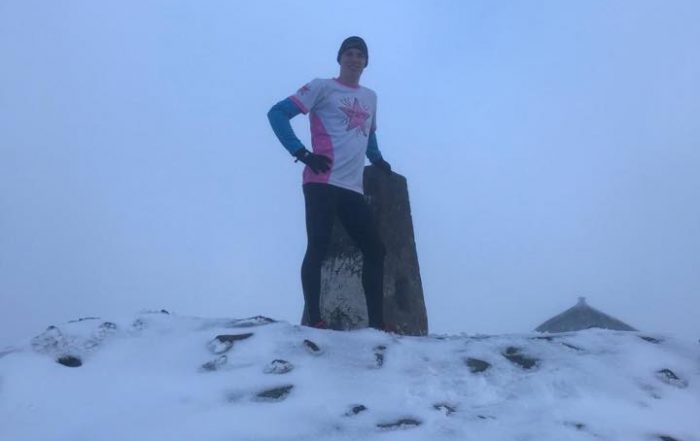 Ben Nevis Challenge by Cameron Main for Abbies Sparkle