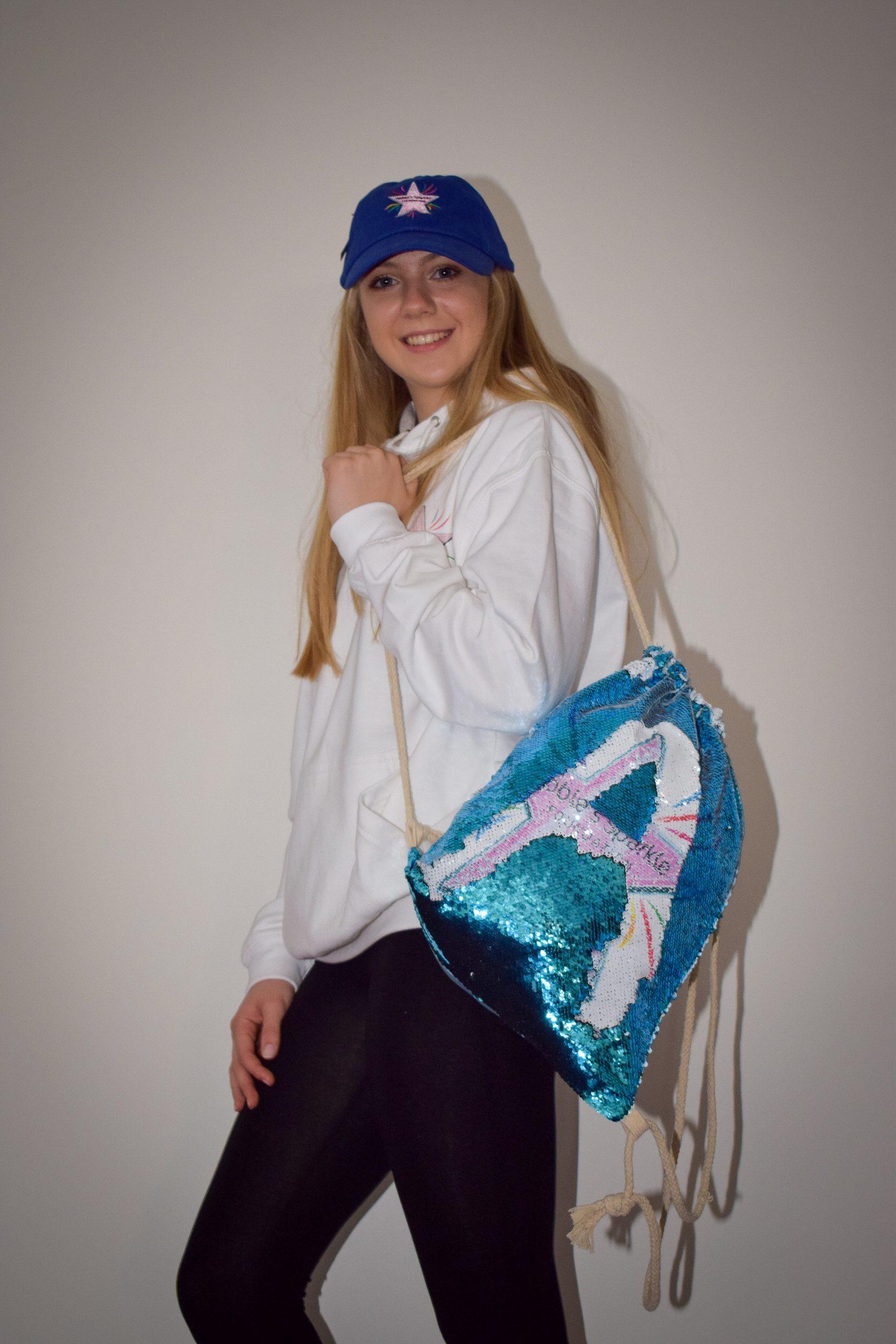 Abbies Sparkle Bag