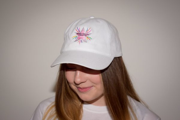 Abbies Sparkle caps