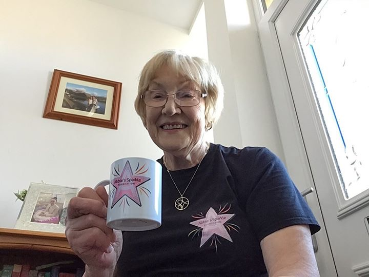 Abbies Sparkle Mugs