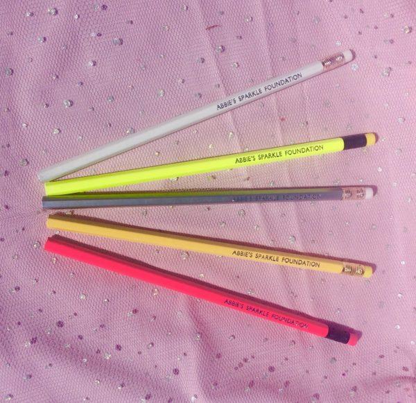 Abbies Sparkle Pencils