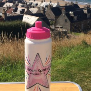 Abbies Sparkle Water Bottle
