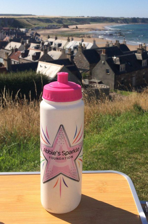 Abbies Sparkle Water Bottle