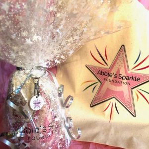Abbies Sparkle Shopper Stockng Filler