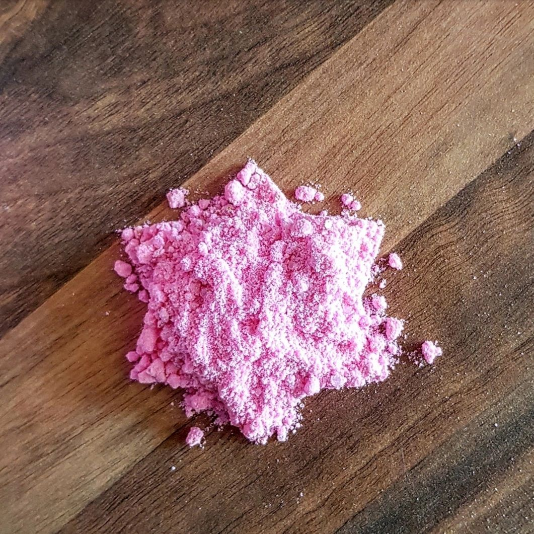 Abbie Sparkle Pink Bath Fizz