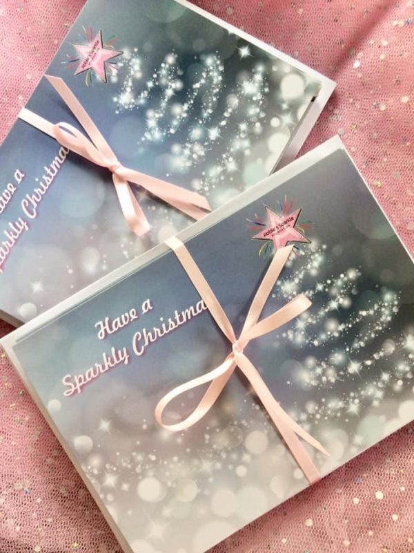 Abbies Sparkle Charity Christmas Cards